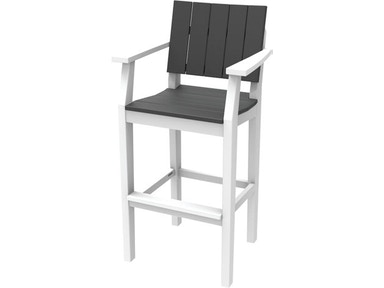 Seaside Casual MAD Bar Arm Chair 283
