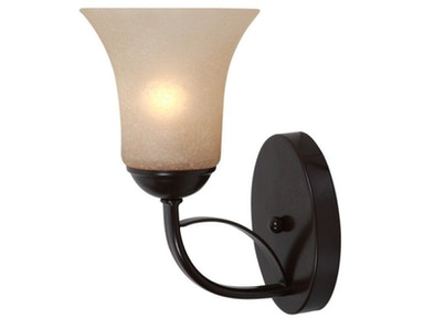 Yosemite Home Decor Lighting 113-1WS-ORB