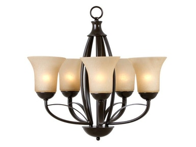 Yosemite Home Decor Lighting 113-5U-ORB