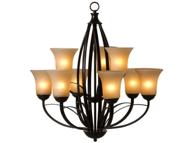 Yosemite Home Decor Lighting 113-9U-ORB