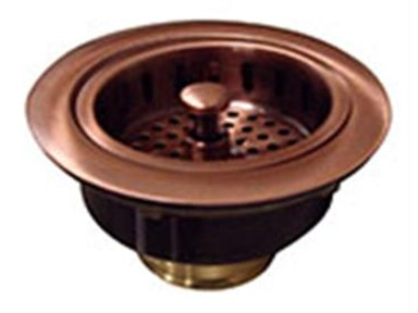 "3.5"" Strainer Drain Copper"