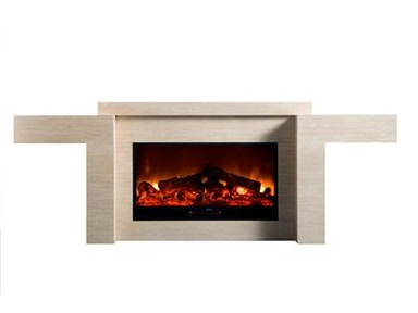 Adobe Decco 86 Electric Fireplace