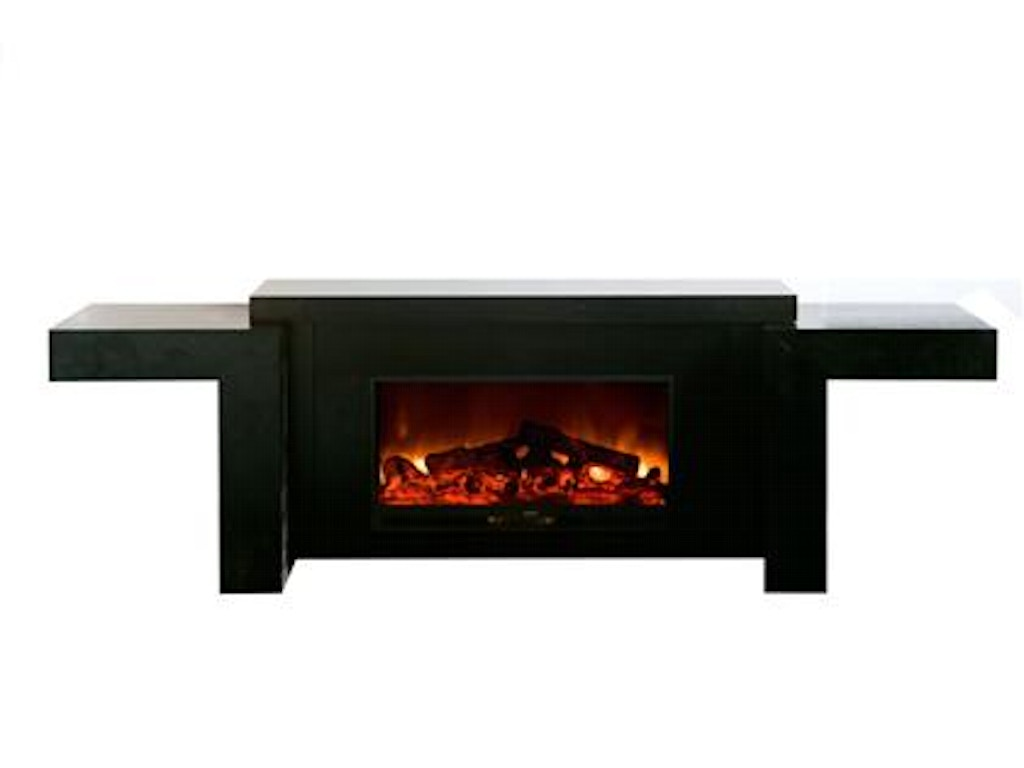 Yosemite Home Decor Dining Room Adonis Electric Fireplace Df Efp256 Fiore Furniture Company