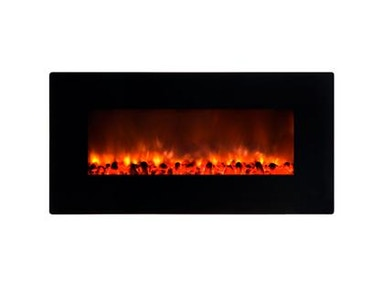 Carbon Flame 35 Electric Fireplace