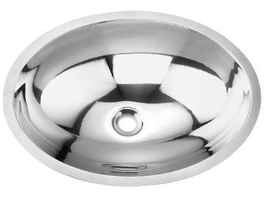 Stainless Steel Oval Sink