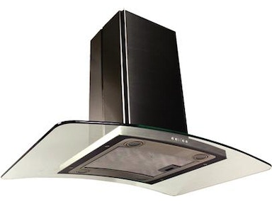 Contemporary Series Island Hood