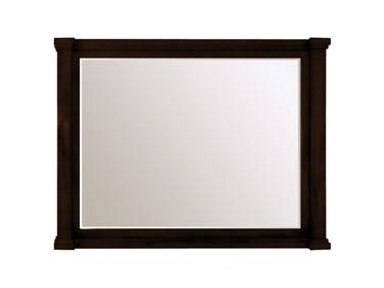 "Vanity Mirror 48"" Brown"
