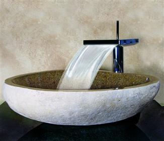 Yosemite Home Decor Bar And Game Room Sand Granite Sink Tristan Ss