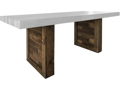 International Furniture Direct Dining Room Counter Table Base