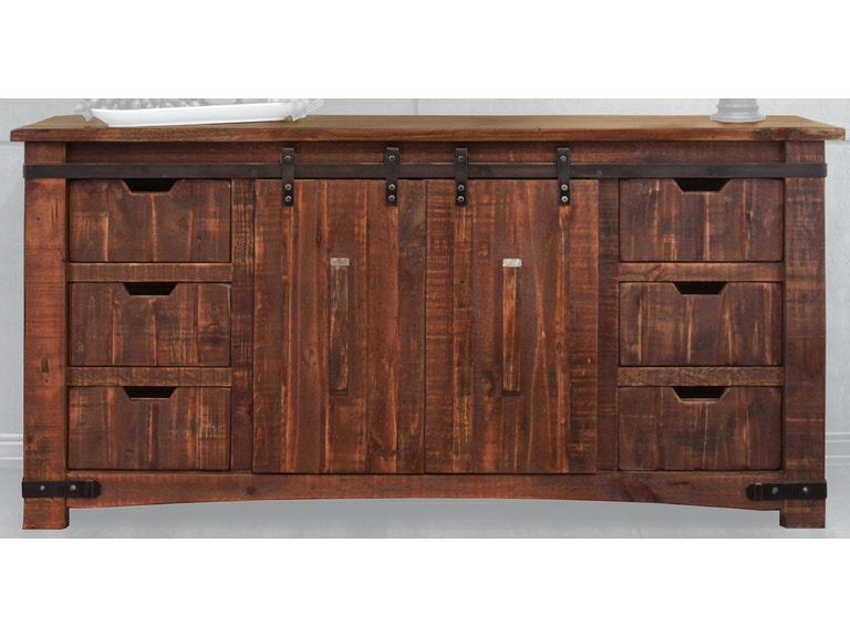 Artisan Home 70 Inches TV Stand IFD359STAND-70