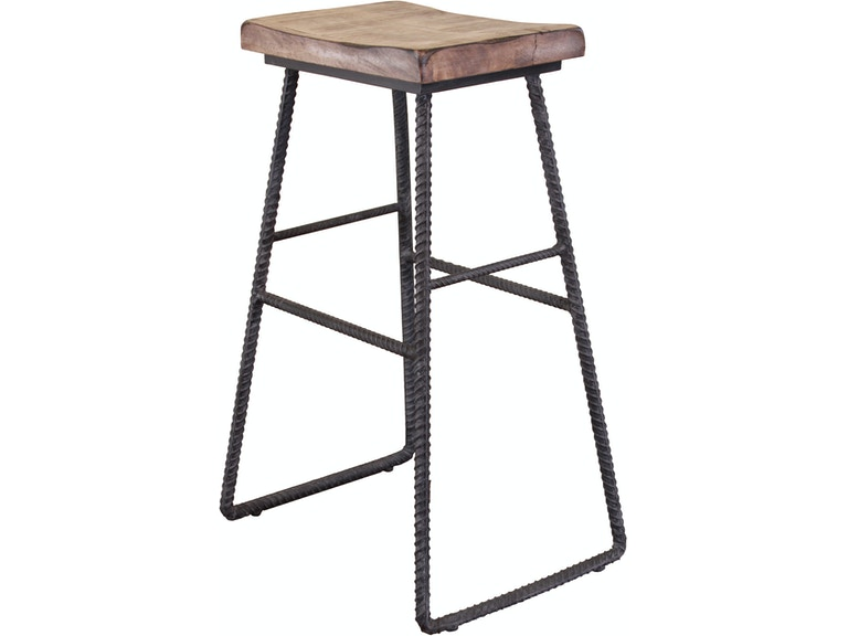 International Furniture Direct 30 Inches Stool IFD65STOOL-30