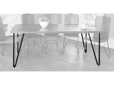 International Furniture Direct Dining Room Table Base