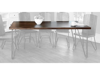 International Furniture Direct Dining Room Table Top