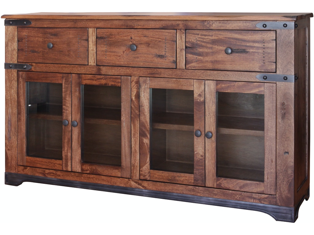 International Furniture Direct Dining Room 70 Quot Console 3