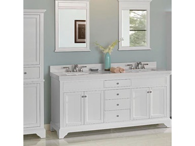 Fairmont Designs 72 Inches Double Bowl Vanity 1502-V7221D