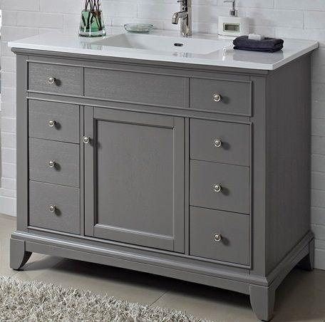 Fairmont Designs Bathroom 42 Inches Vanity 1504 V42 Carolina Furniture Conc