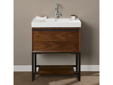 Fairmont Designs 30×18 Inches Open Shelf Vanity 1505-VH3018