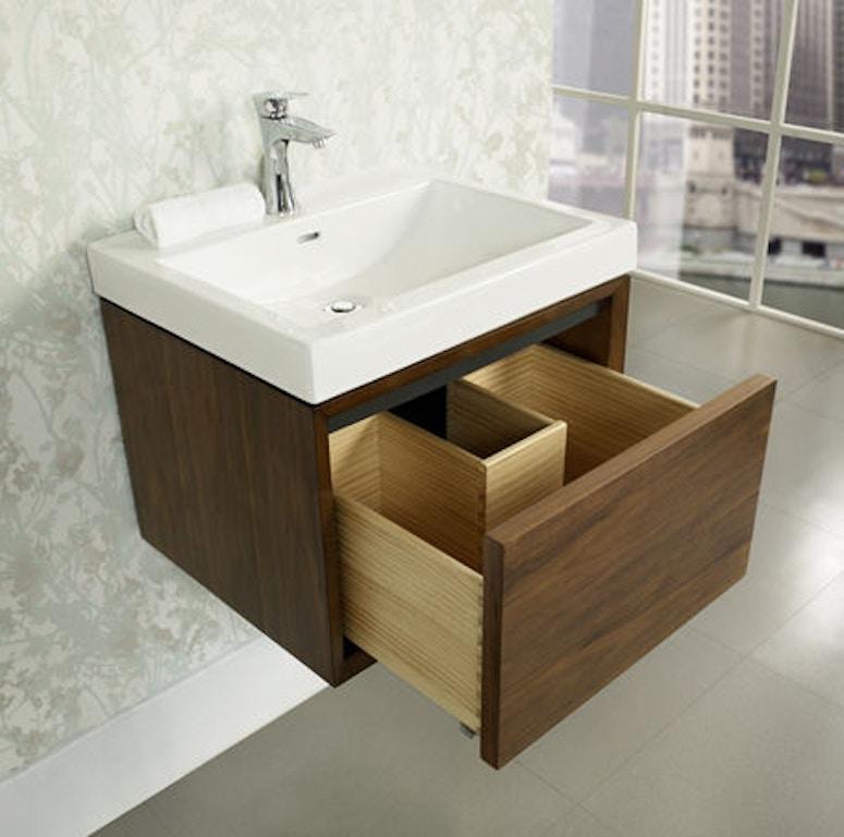 Fairmont Designs Bathroom 21×18 Inches Wall Mount Vanity 1505-WV2118 ...