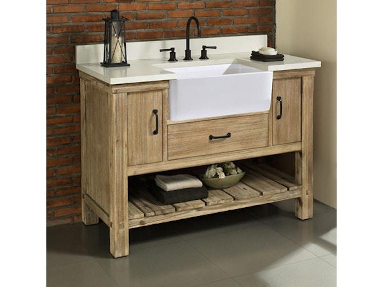 Fairmont Designs Bathroom 48 Inches Farmhouse Vanity 1507 Fv48 Carol House Furniture