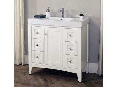 Fairmont Designs 36×18 Inches Vanity 1512-V3618