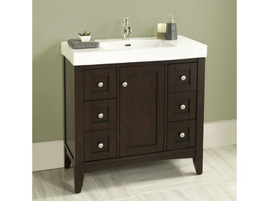 Fairmont Designs 36×18 Inches Vanity 1513-V3618