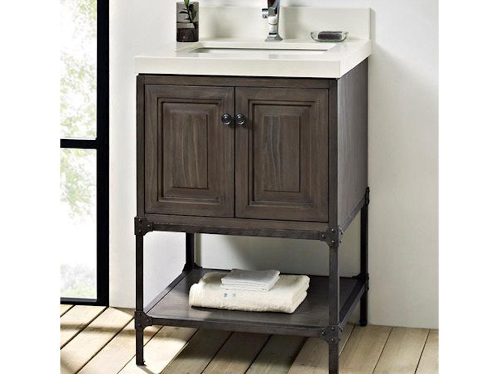 Fairmont Designs Bathroom 24 Inches Vanity Door 1401 24