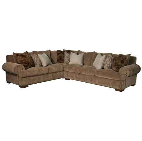 Fairmont Designs Living Room Sectional D3600 13L   Carol House Furniture    Maryland Heights And Valley Park, MO