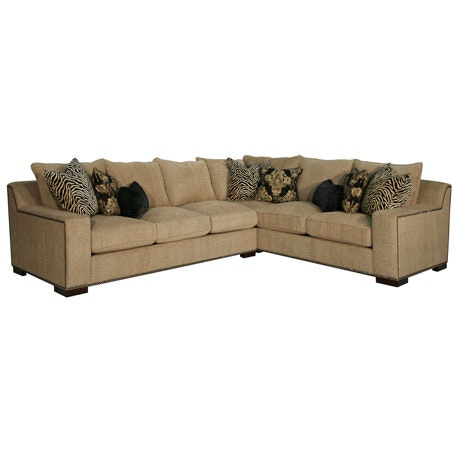 Fairmont Designs Living Room Sectional D3772 13L   Carol House Furniture    Maryland Heights And Valley Park, MO