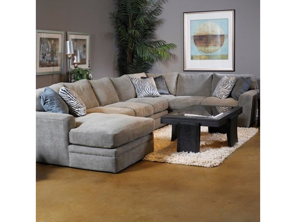 Living Room Furniture North Carolina Fairmont Designs Living Room Palms Sectional D3698 Sect Carolina