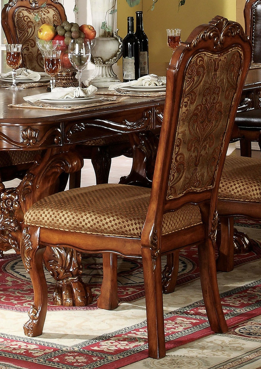 Amazing Acme Furniture Dining Room Dresden Side Chair (Set Of 2) 12153   Hi Desert  Furniture   Victorville, CA