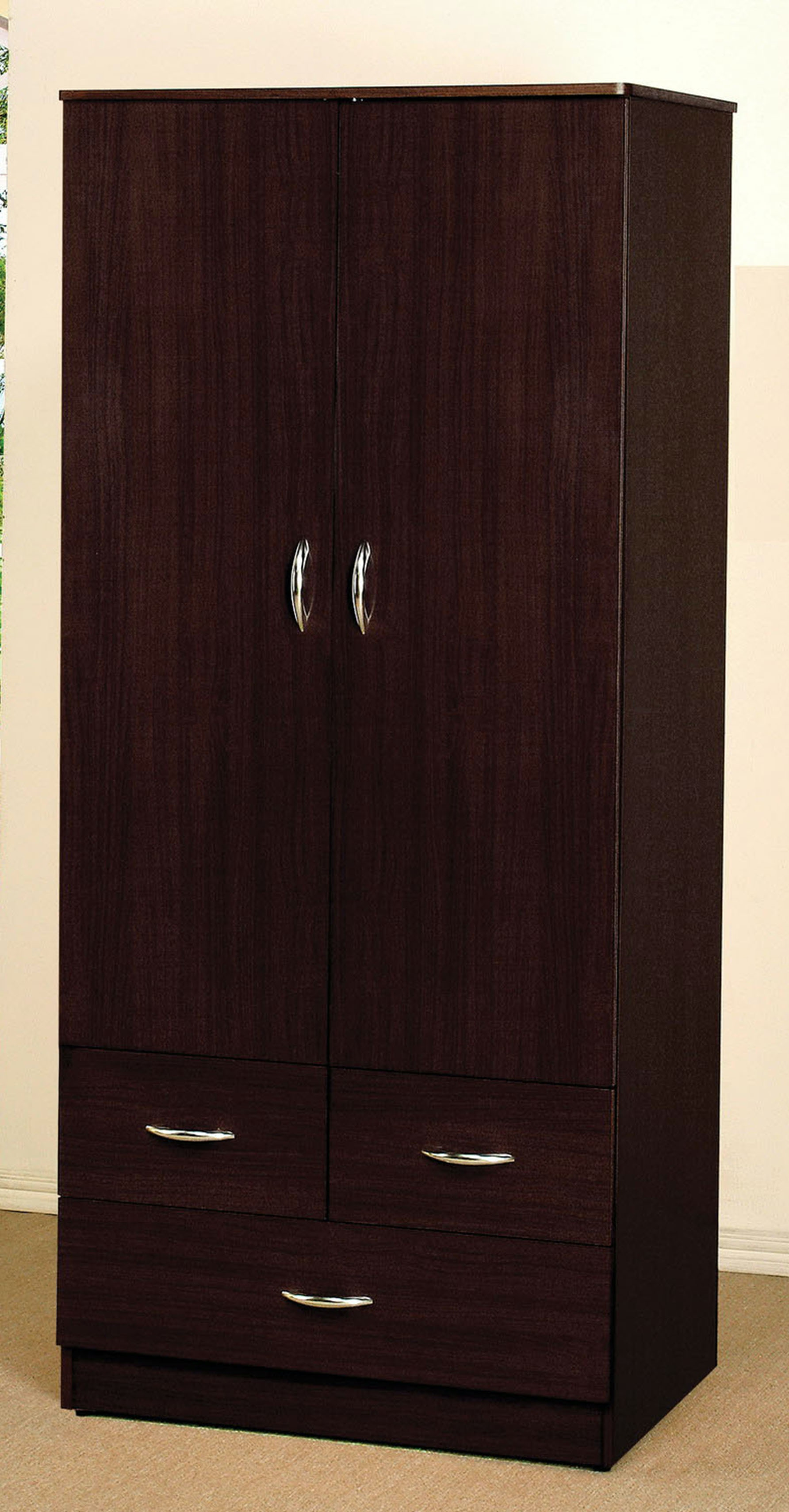 Acme Furniture Bedroom Wardrobe 02241 At Home Design Center