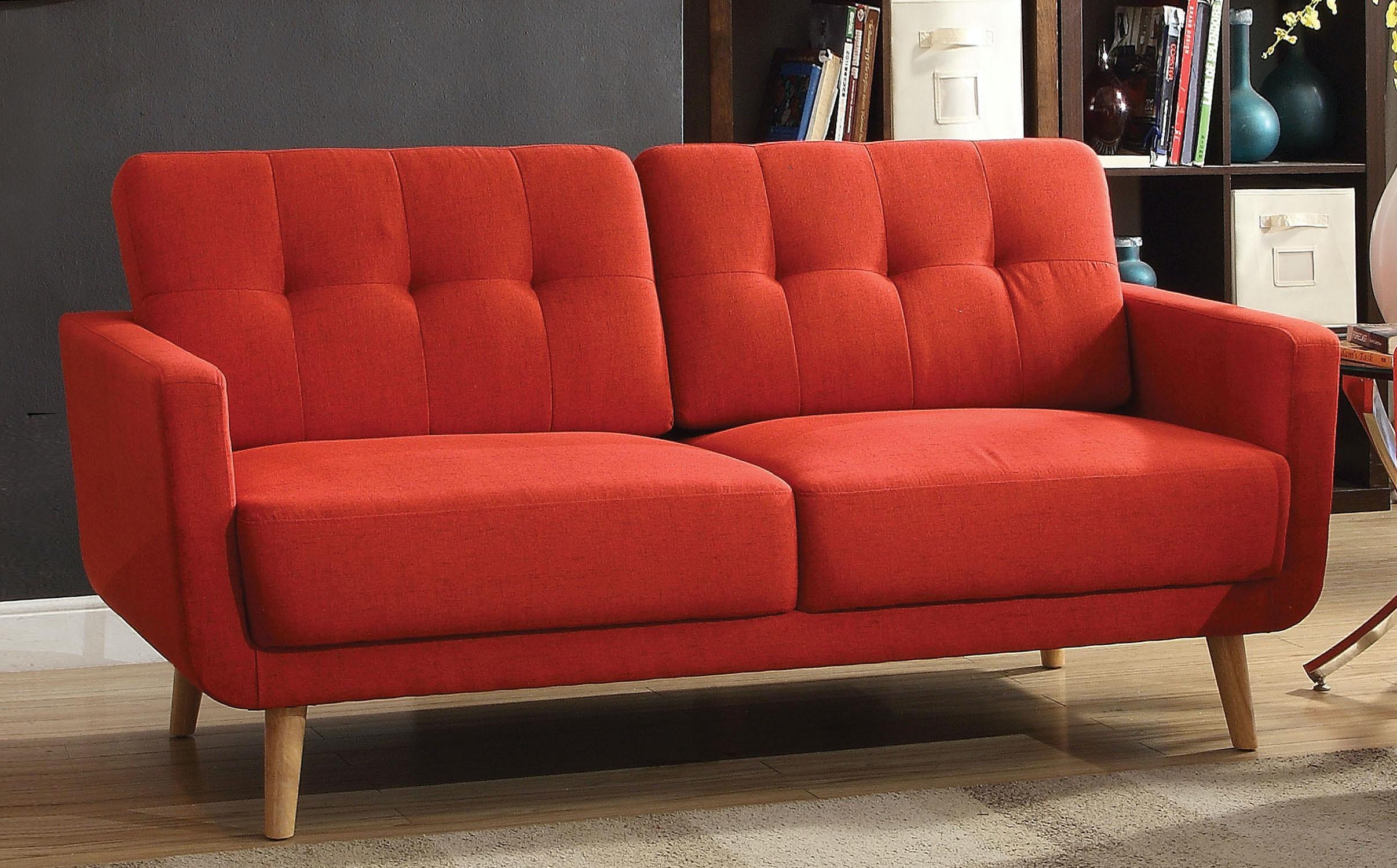 Attirant Acme Furniture Sisilla Sofa 52660