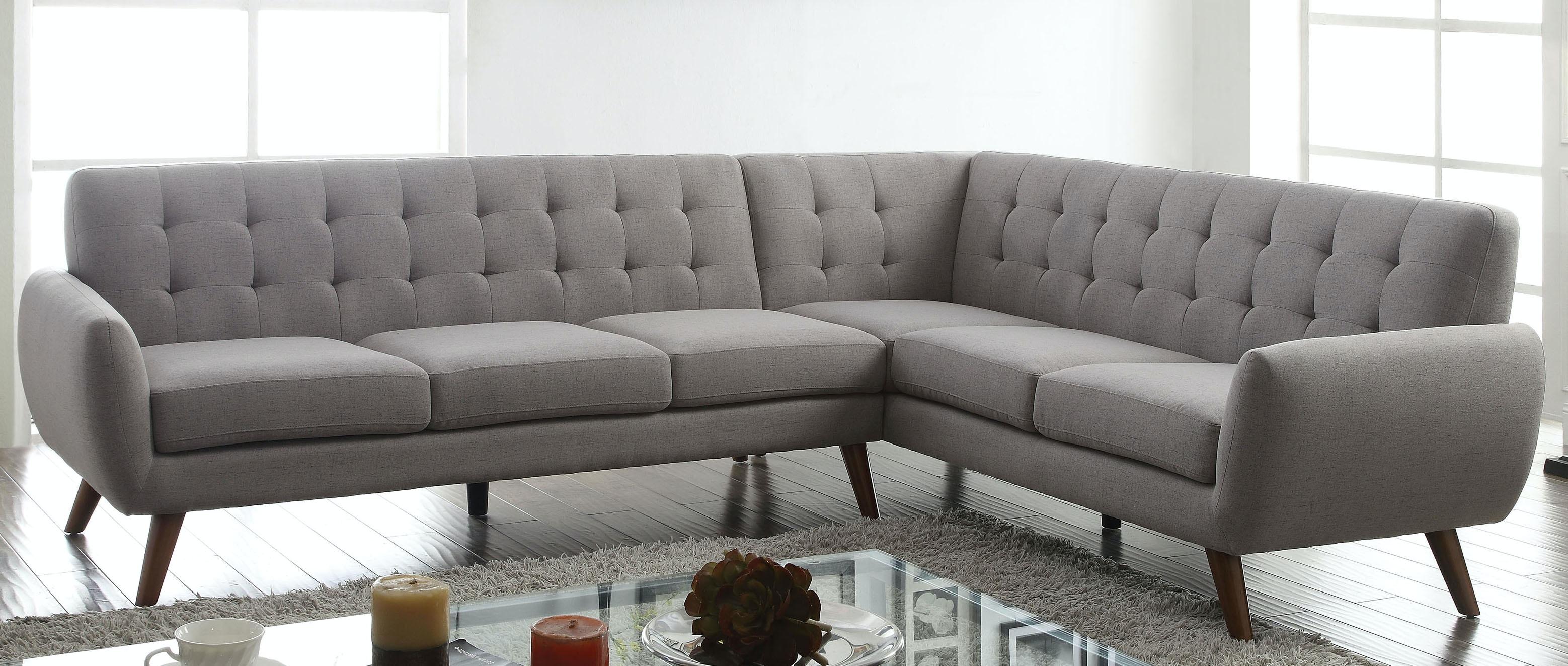Acme Furniture Essick Sectional Sofa 52765