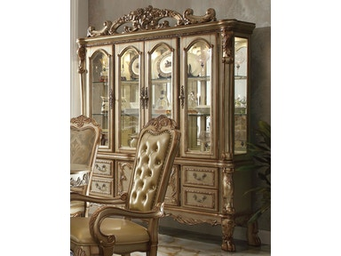 Acme Furniture Dining Room Dresden Hutch Buffet