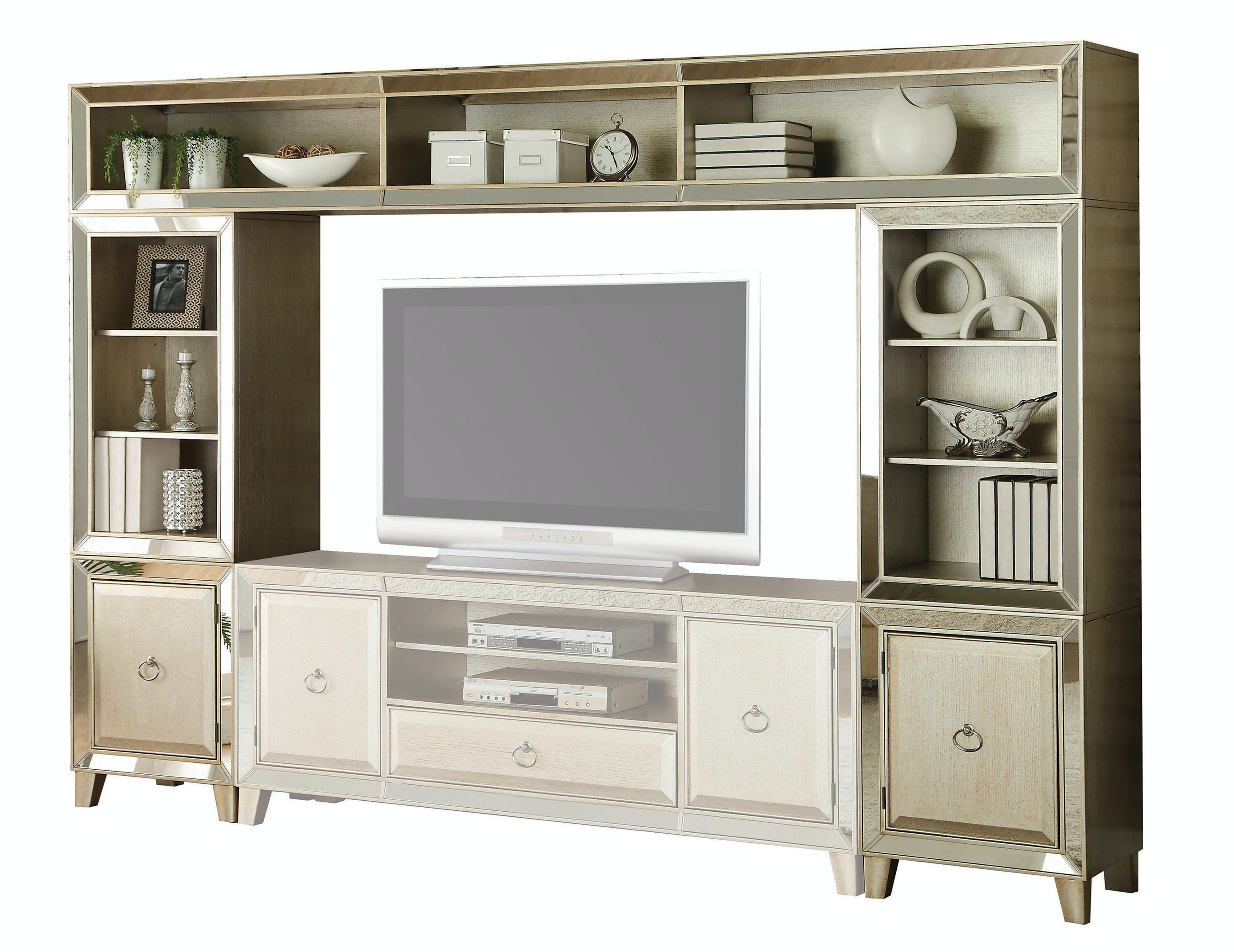 Acme Furniture Home Entertainment Voeville Entertainment Center 91200 At Gallery  Furniture