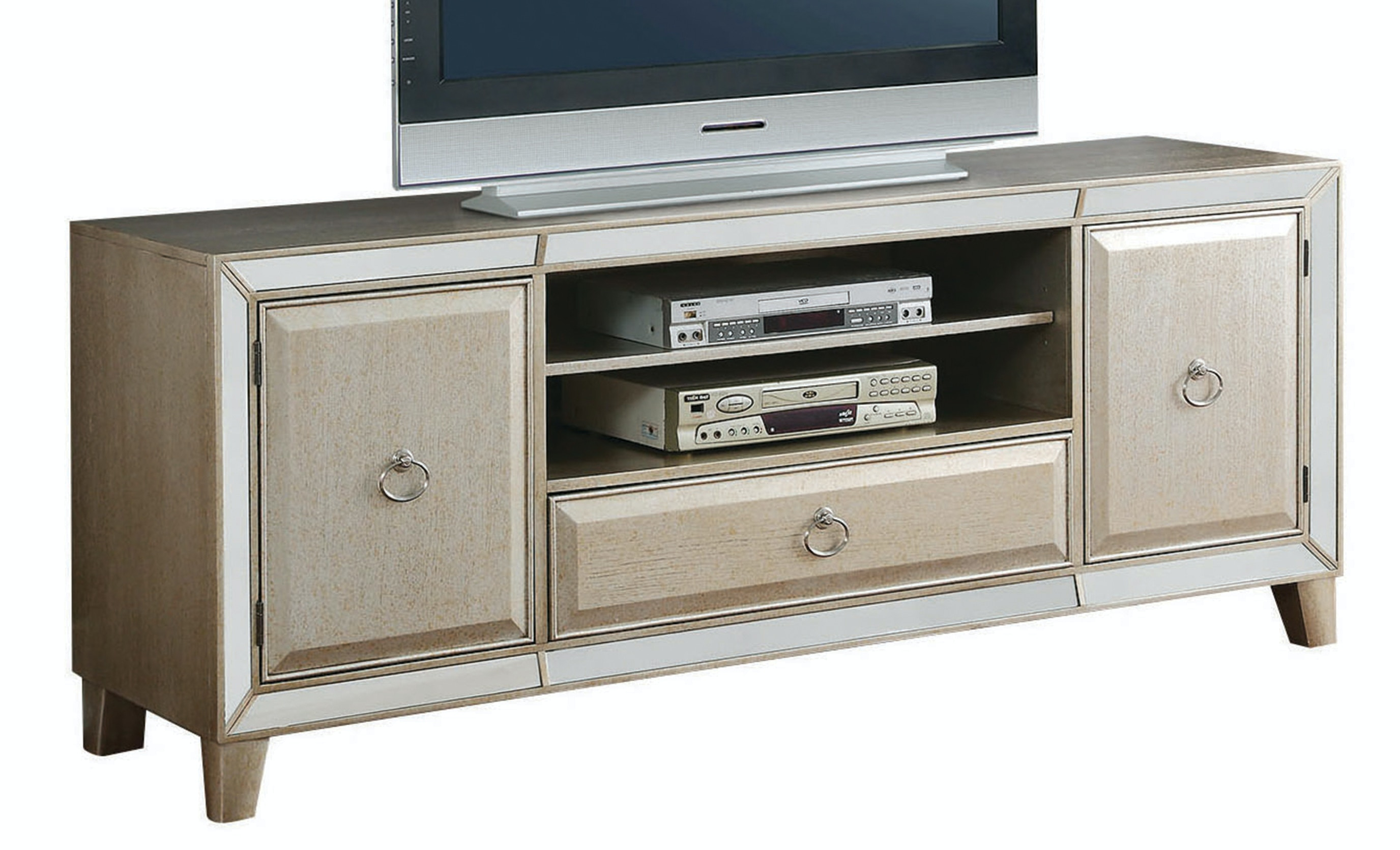 Acme Furniture Home Entertainment Voeville TV Stand 91203 At Gallery  Furniture