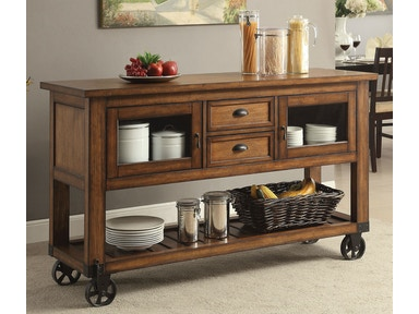 Acme Furniture Kadri Kitchen Cart 98180