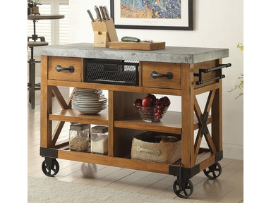Acme Furniture Kailey Kitchen Cart 98182