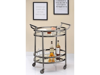 Acme Furniture Lakelyn Serving Cart 98191