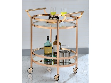Acme Furniture Lakelyn Serving Cart 98192