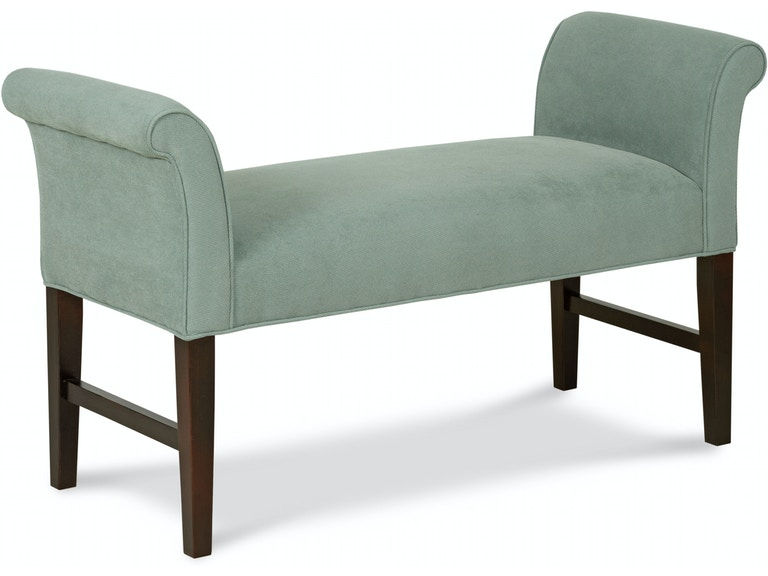Fairfield chair company living room garfield bench 1704 10 - Norris furniture interiors fort myers fl ...