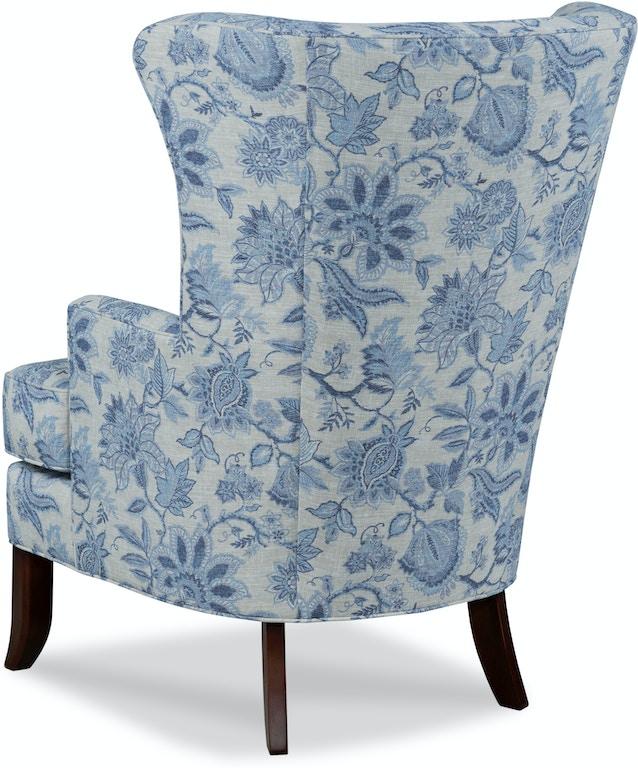 Fairfield Chair Company Living Room Austin Wing Chair 5146-01 ...
