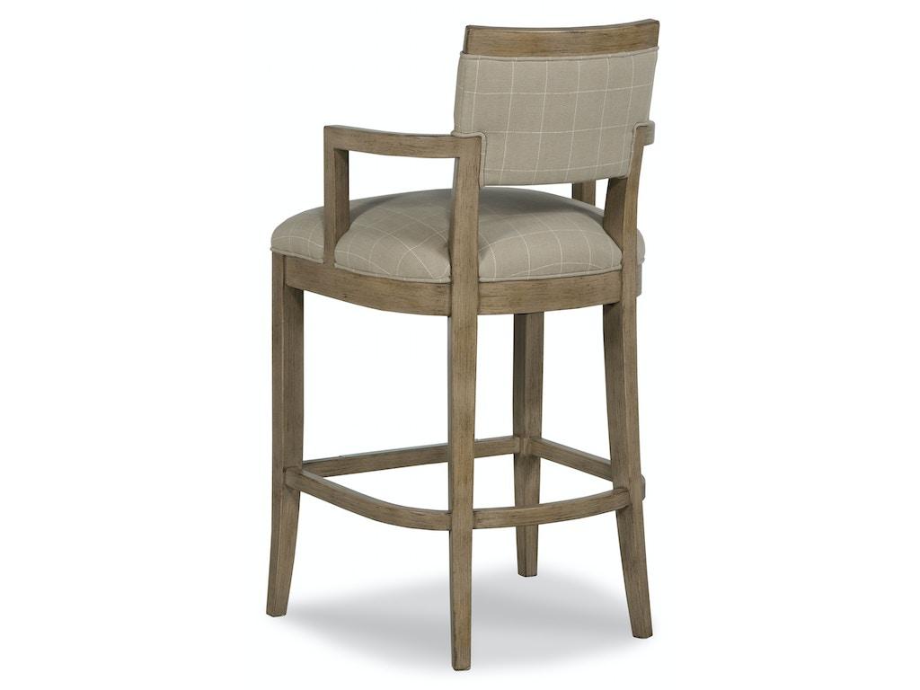 Fairfield Chair Company Bar and Game Room Bar Stool 6068-06 ...