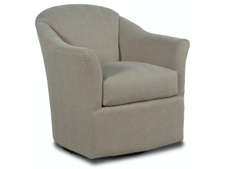 Fairfield Chair Company Living Room Swivel Chair 6101-31 | Hickory  Furniture Mart | Hickory, NC - Fairfield Chair Company Living Room Swivel Chair 6101-31 Hickory