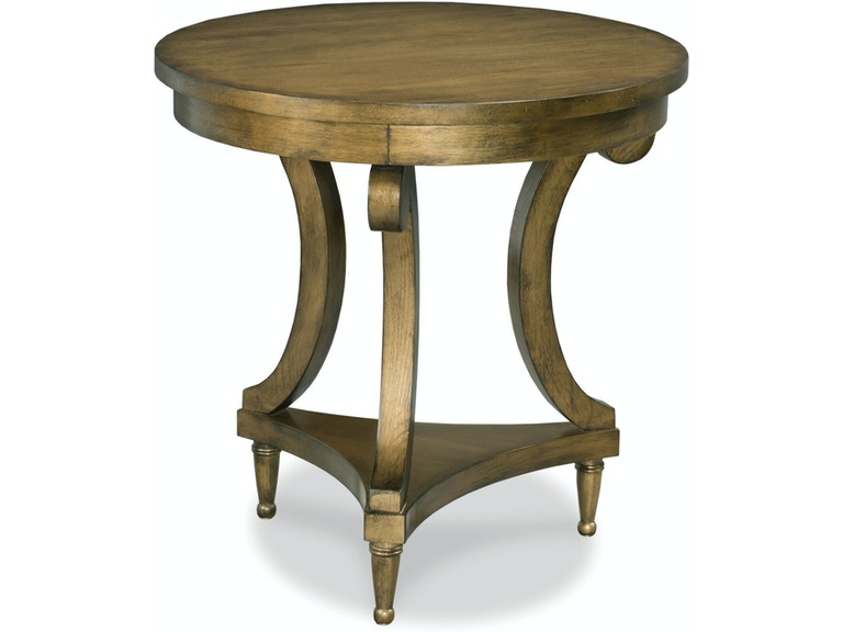Fairfield Chair Company Living Room St Jerome Accent Table 8133 At