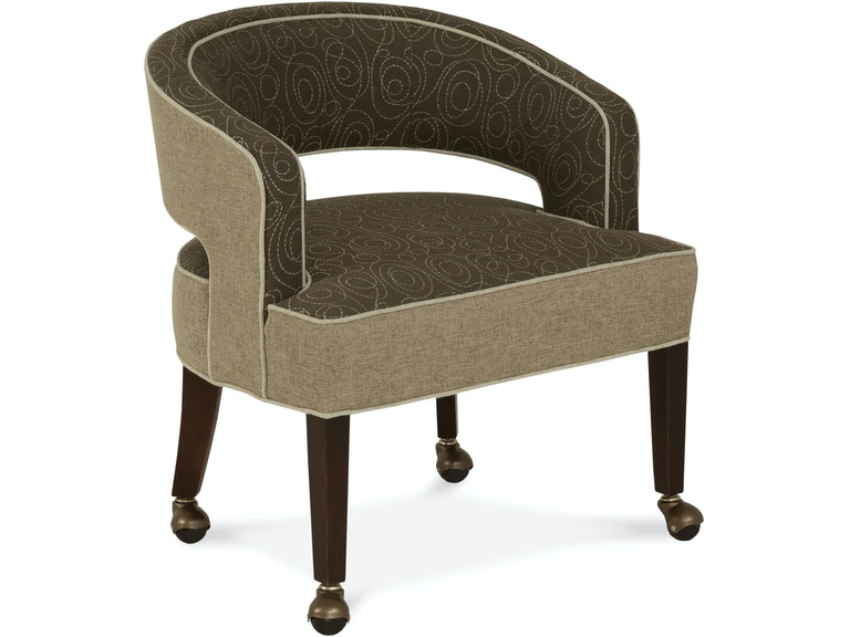 Fairfield Chair Company Dining Room Occasional Arm 8784 A4