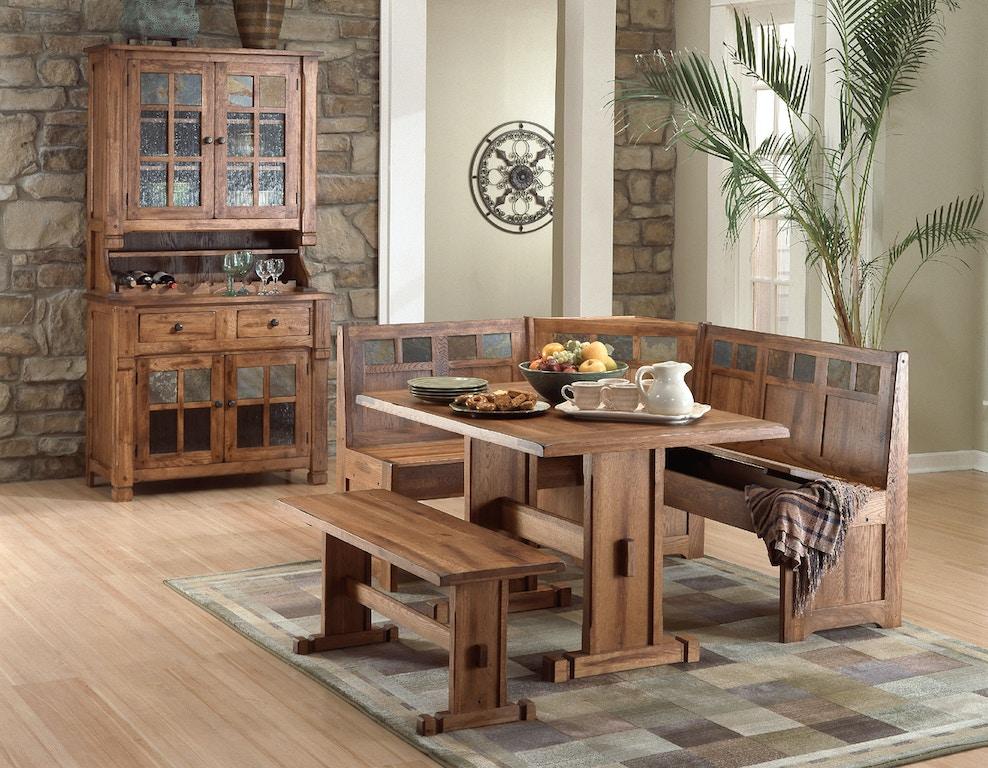 Sunny Designs Dining Room Buffet 2412RO-B - Norwalk ...