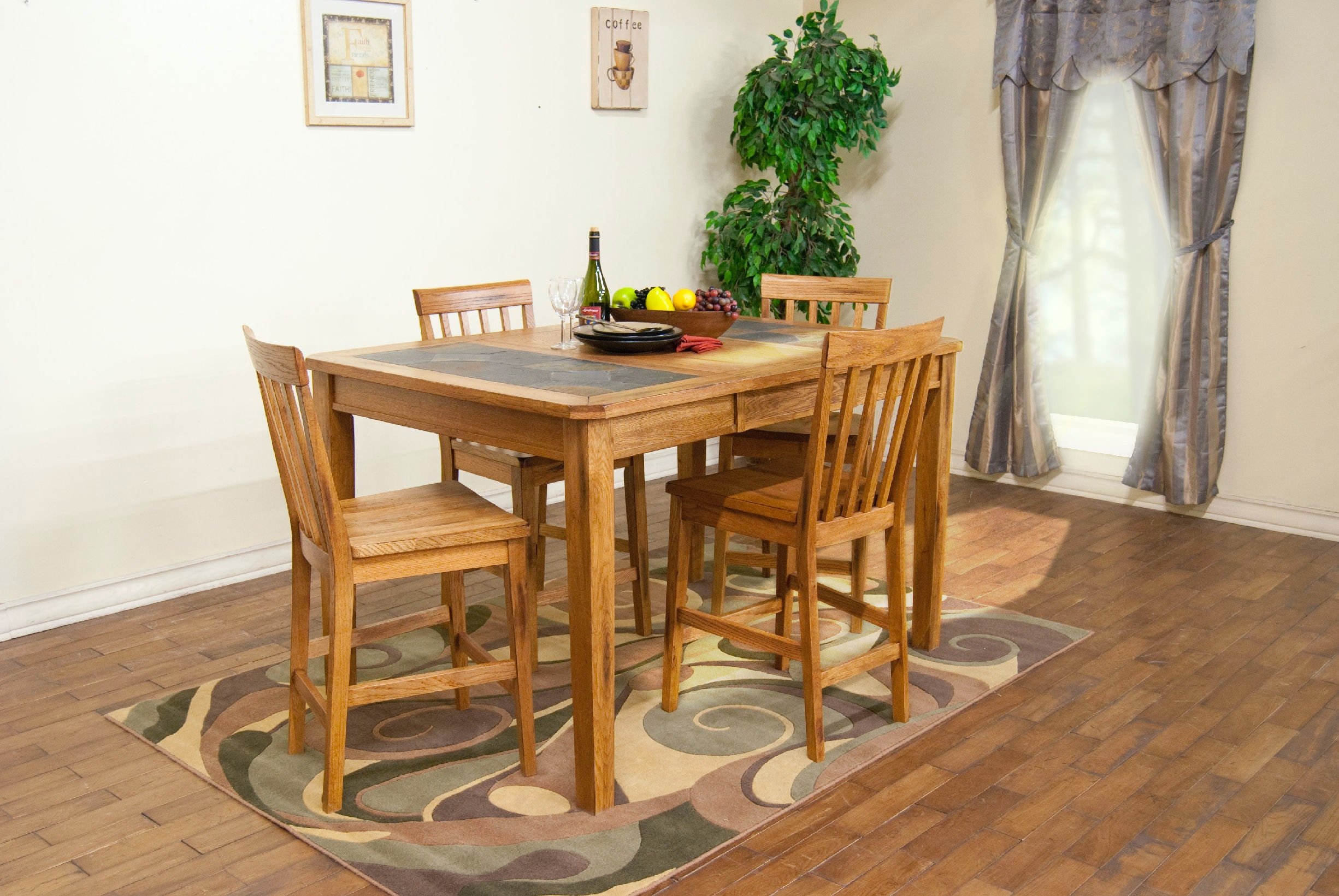 Sunny Designs Dining Room Sedona Counter Height Extension