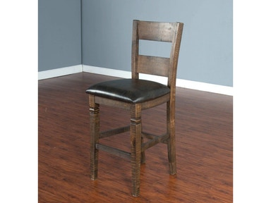 Homestead 30 inches Ladderback Barstool