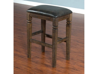 Homestead 30 inches Backless Stool